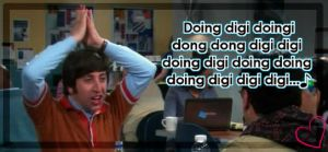 Wolowitz's breakdance banner by IngDianita