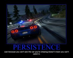 Persistence Motivator by QuantumInnovator