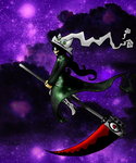 Witch of Space by sawing