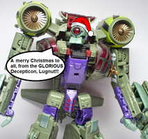 Merry X-Mas to all... by Lugnut1995