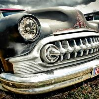 CHEVY FACE .... by SAN666