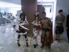 Animinneapolis 2013 - League of Legends by Wolf-girl-Alchemist9