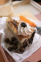 Coffee mousse cake by sasQuat-ch