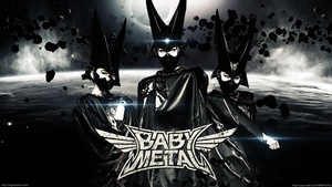 Babymetal Wallpaper 03 [Conquer] by uhej