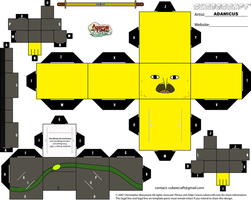 Cubeecraft AT - Lemongrab by adam1875