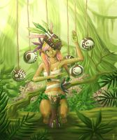 Jungle Drum by Dyru