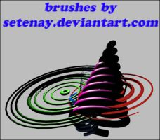 photoshop_brushes_2_Spirals by setenay