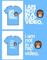 i am not in a rap video. by gasolinefight