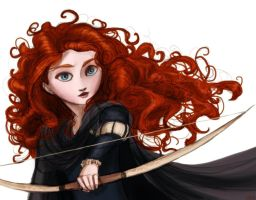 Tangled hair by Arbetta