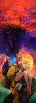 tree of life by hoyhoykung