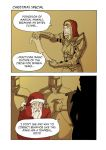 C and H: Merry-dith Christmas by Clueedo