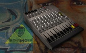 BEHRINGER C4D by 3DEricDesign