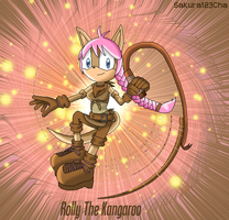 Its Rolly Kangaroo by Sakura123Cha