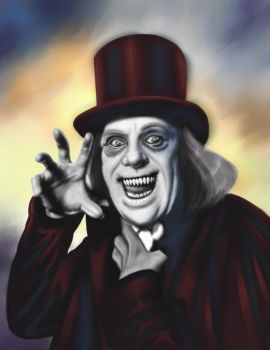 London After Midnight by Loboquiddity