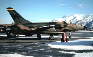 Hill F-105D in 'Wraparound' by F16CrewChief