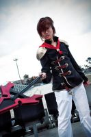FFXIII Agito: Badboy by christie-cosplay