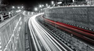 Drifting-Lights by MohammadMirzaee