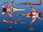 YFX-25A 6-View Prototype RED ONE by haryopanji