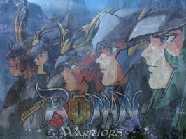 The Ronin Warriors by TheThoughtfulOne