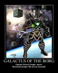 Galactus the Borg by RavenT2
