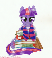 Winter Reading List by TwilightFlopple