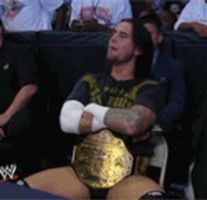 CM Punk is NOT impressed by Paynexkiller