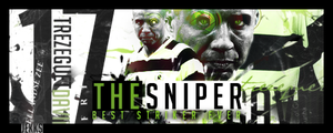 DAVID TREZEGUET - THE SNIPER by Jekks