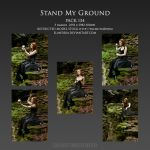 Stand My Ground Pack 134 by Elandria