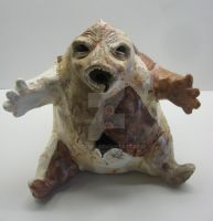 twisted piggy bank by bigcas61