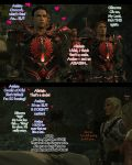 When Aedan met Zevran by SuperMeja
