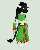 Gift: Tauren by Crystin-The-Dragon