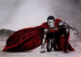 Man of Steel by ochopanteras