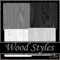 Cris Wood Styles by only1crisana
