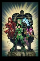 Exiles Cover 2 by Tonywash