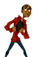 miles morales by cheeseburger-heroine