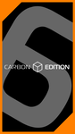 Carbon 6 Edition (1080 x 1920 Wallpaper) by StepShy