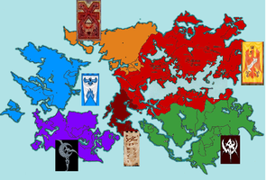 Warhammer Alt. World by TheRedSabre