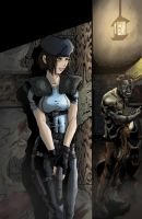 jill valentine by RPGSTYLE