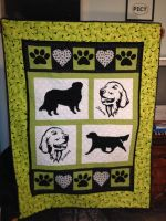 Sammy/Brinkley Memoril Quilt by Stitchwich