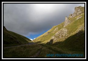 Entrance To Winnat's Pass by 001mark