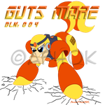 Guts Mare by AnimeFreak40K