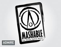 Mashable Logo by ADMIRE-GD