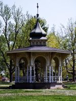 Gazebo II by Baq-Stock