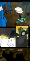A Long Shot - Page 83 by Comics-in-Disguise