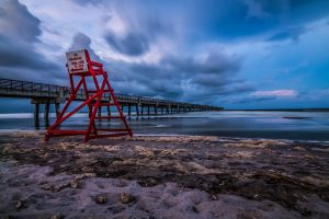 No Lifeguard on Duty by 904PhotoPhactory