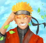 Naruto by search-the-stars