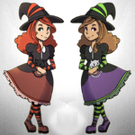 Witches by AngieMyst