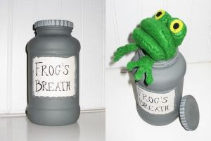 Nightmare Decor: Frogs Breath by MoonlightFairy88