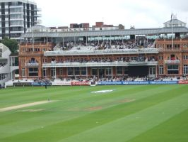 Lord Cricket Pavilion by tomdesilva