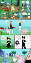 Kings and Pawns: A HGSS Nuzlocke - Page 43 by Parasols